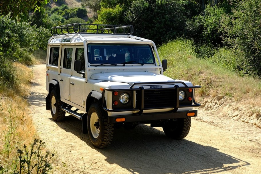 1993 Land Rover Defender 110 NAS 5-Speed