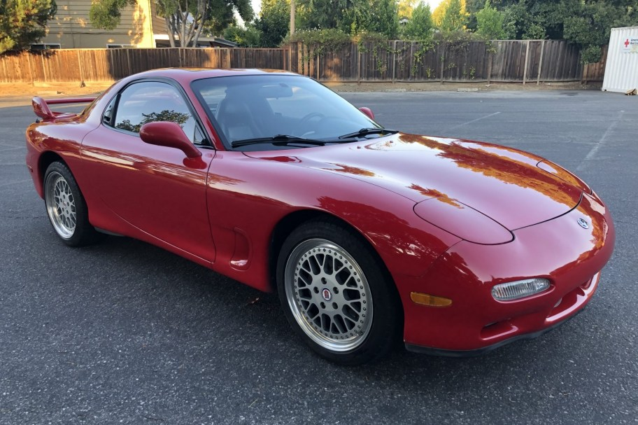 One-Owner 1993 Mazda RX-7 Touring 5-Speed