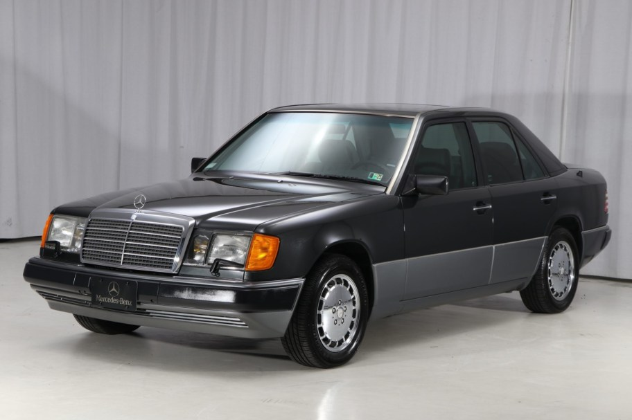 No Reserve: 1993 Mercedes-Benz 300D