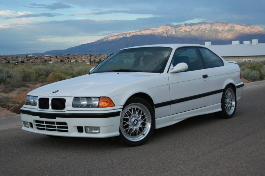 25k-Mile 1994 BMW 325is M-Technic 5-Speed