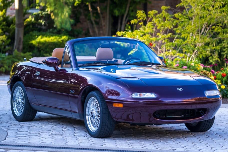 17k-Mile 1995 Mazda Miata M-Edition