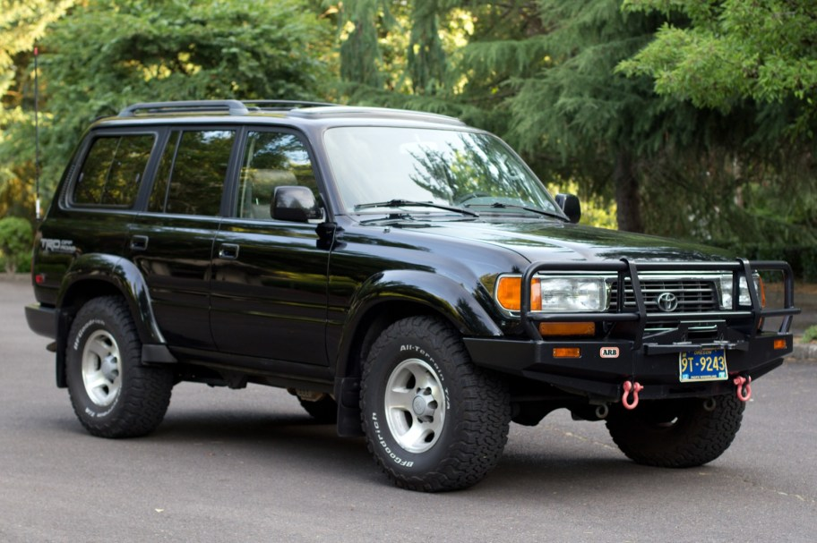 1997 Toyota Land Cruiser FZJ80