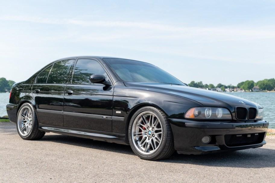 No Reserve: 2001 BMW M5