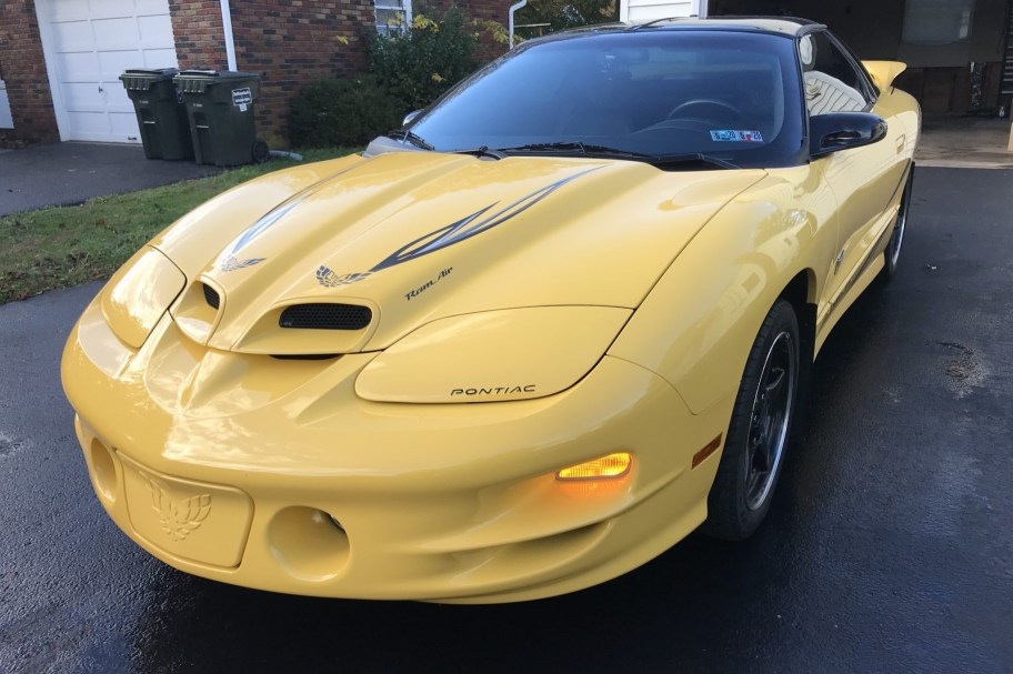 10k-Mile 2002 Pontiac Firebird Trans Am Collector Edition