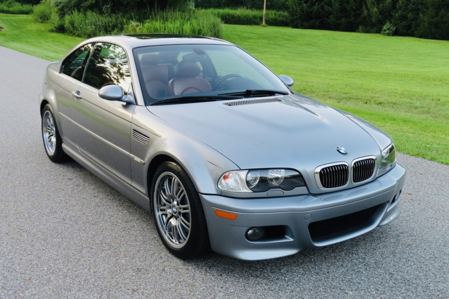 39k-Mile 2003 BMW M3 Coupe 6-Speed