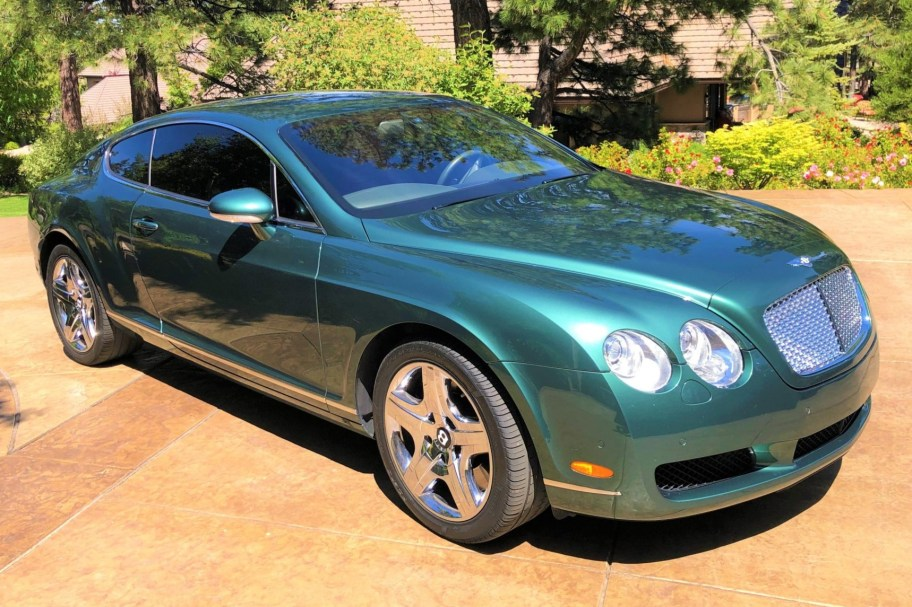 31k-Mile 2004 Bentley Continental GT