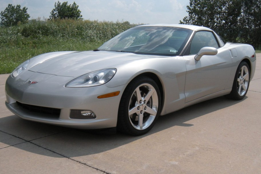 18k-Mile 2005 Chevrolet Corvette