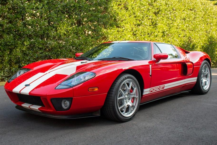Original-Owner 2,500-Mile 2005 Ford GT
