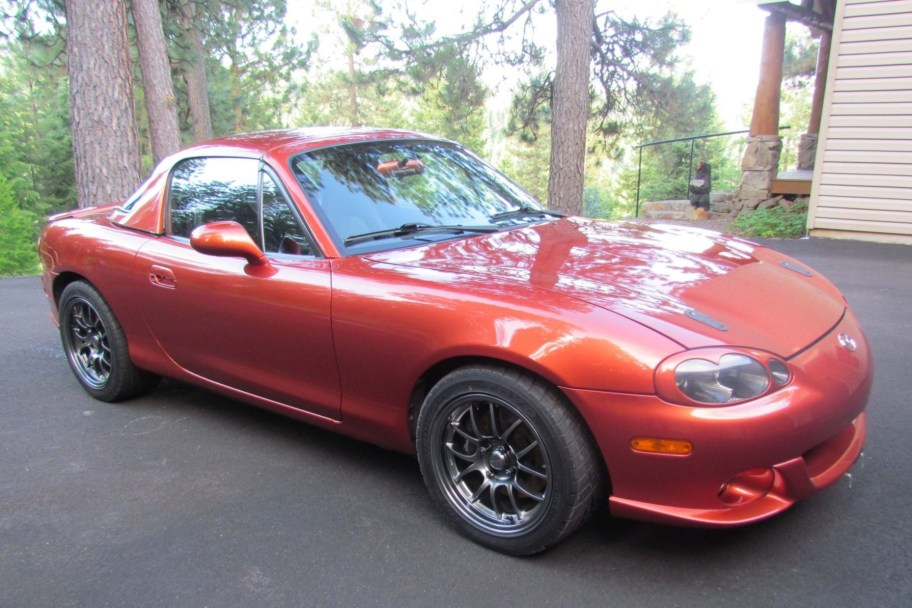 LS3-Powered 2005 Mazda Mazdaspeed Miata 6-Speed
