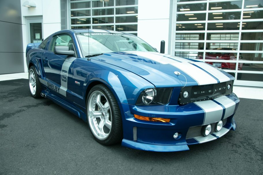 36k-Mile 2006 Ford Mustang Shelby CS8