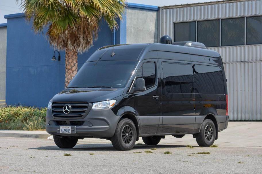 2019 Mercedes-Benz Sprinter 2500 12-Passenger Van