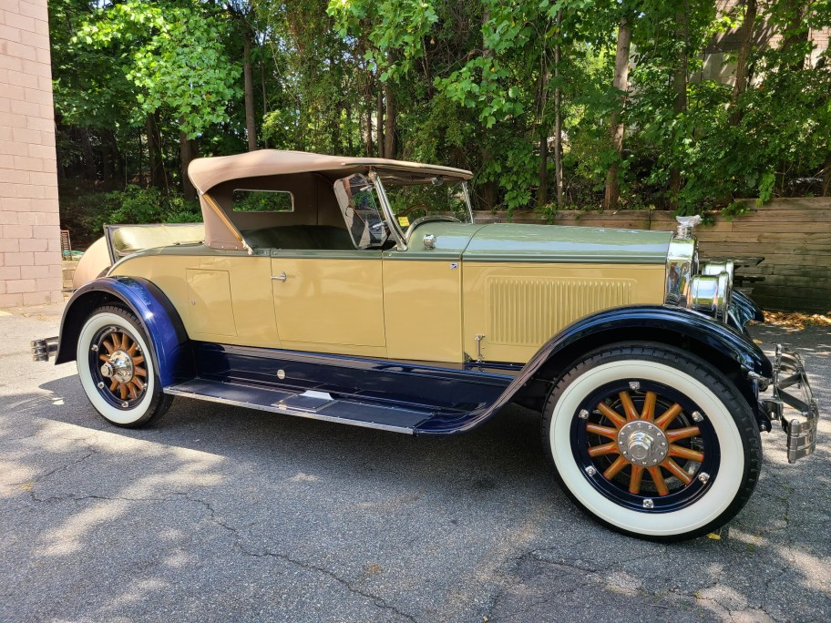 1927 Buick Master Six Deluxe Sport Roadster