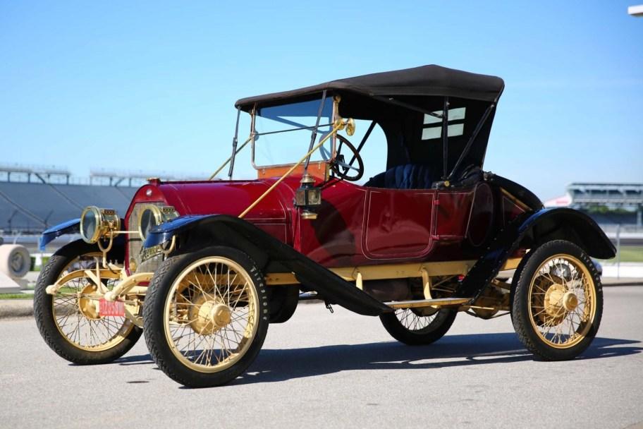 1913 Overland Model 69 Roadster