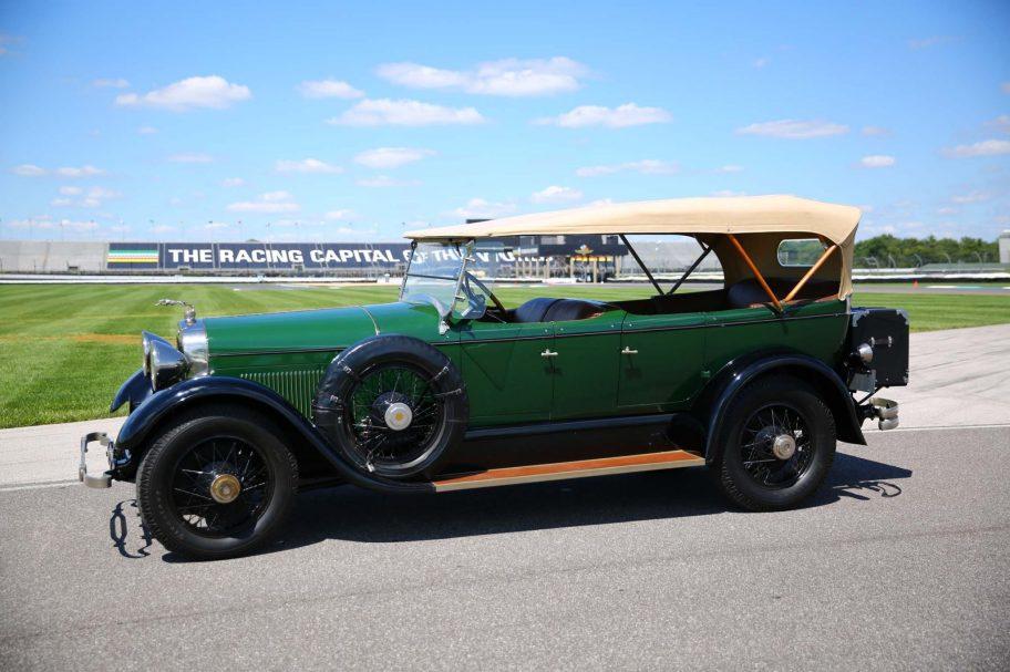 1926 Lincoln Model L Dual-Cowl Phaeton