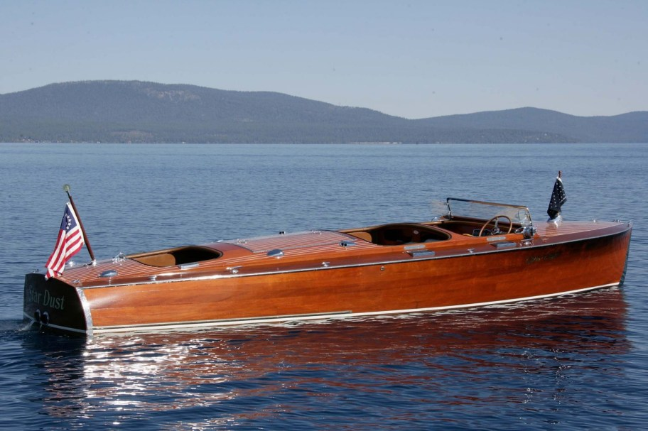 1934 Chris-Craft 27' Triple-Cockpit Runabout