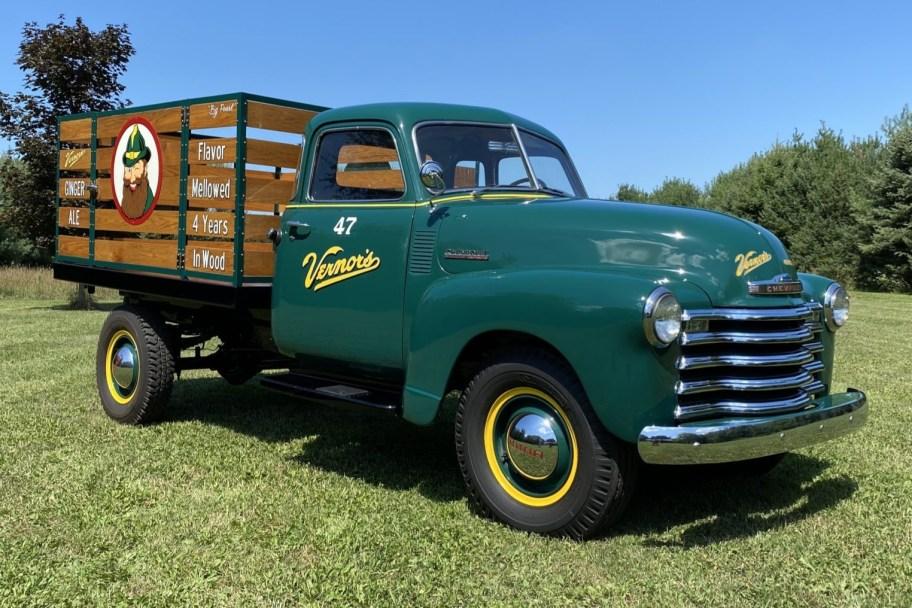 1947 Chevrolet Thriftmaster Flatbed