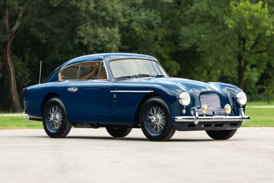 1956 Aston Martin DB2/4 Mark II
