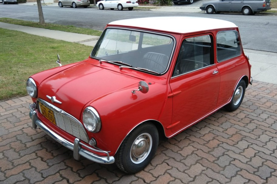 1959 Morris Mini-Minor