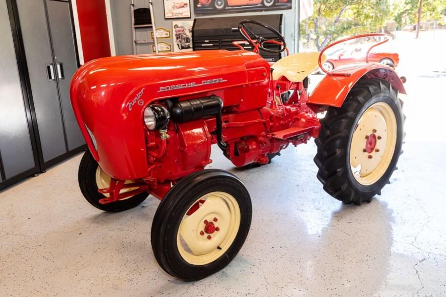 1960 Porsche Junior 108 Tractor