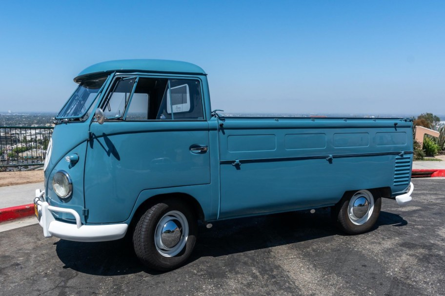 1960 Volkswagen Single-Cab Transporter 1.8L