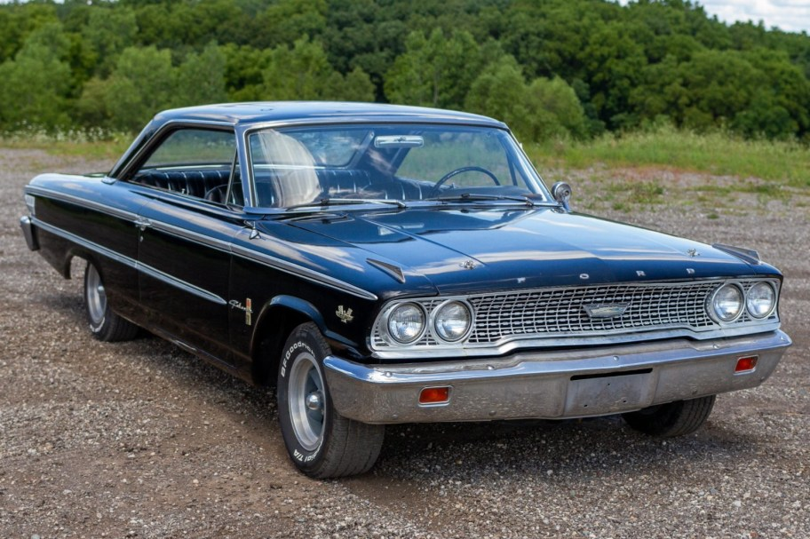 No Reserve: R-Code 1963.5 Ford Galaxie 500XL Fastback 4-Speed