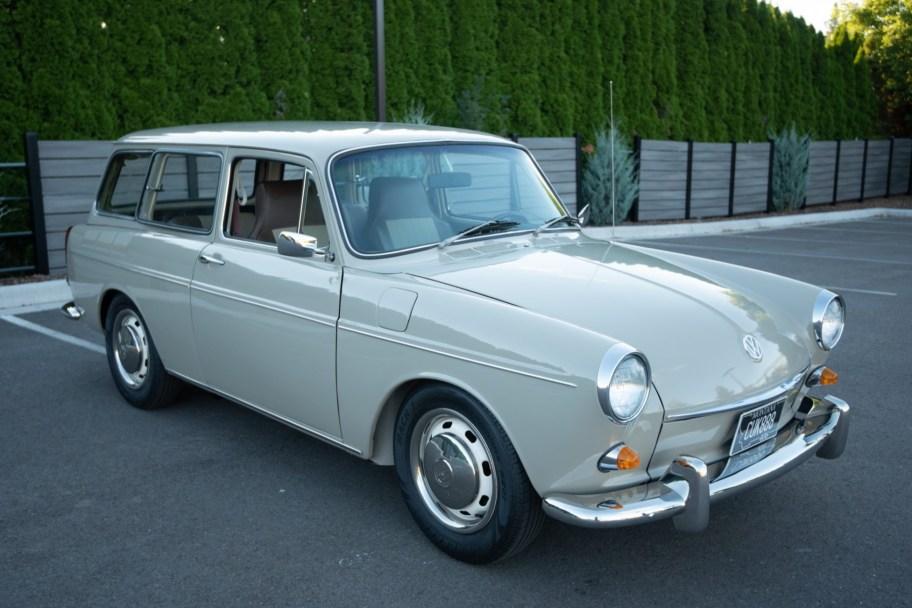 1969 Volkswagen Type 3 Squareback