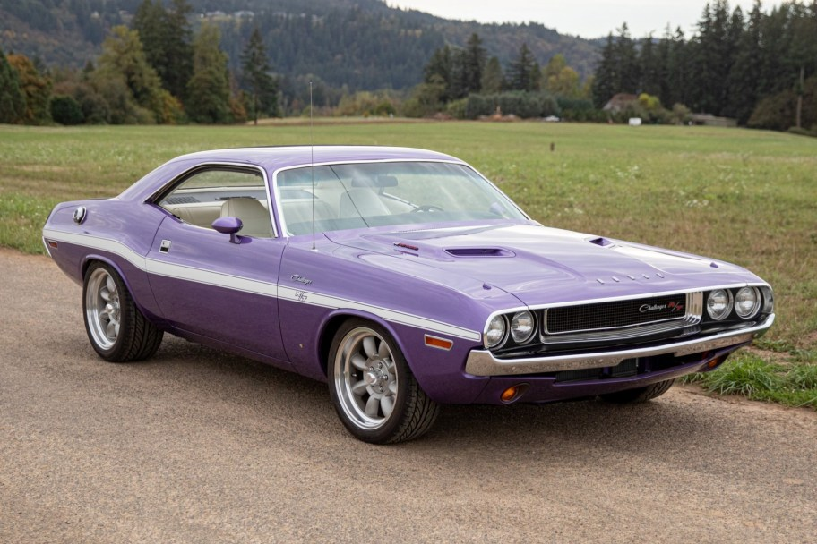 31-Years-Owned 440-Powered 1970 Dodge Challenger