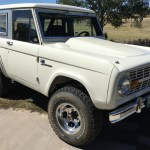 Modified 1971 Ford Bronco For Sale On Bat Auctions Closed On October 2 2020 Lot 37 298 Bring A Trailer