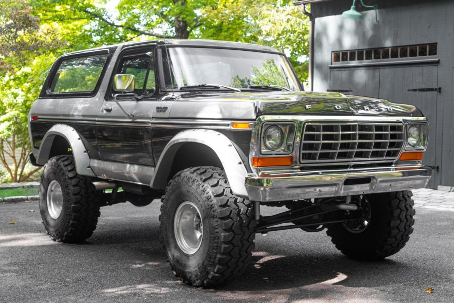 1978 Ford Bronco Custom 4x4