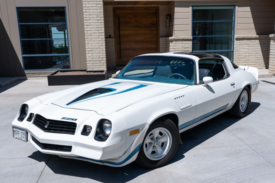 No Reserve: 38-Years-Owned 1979 Chevrolet Camaro Z28