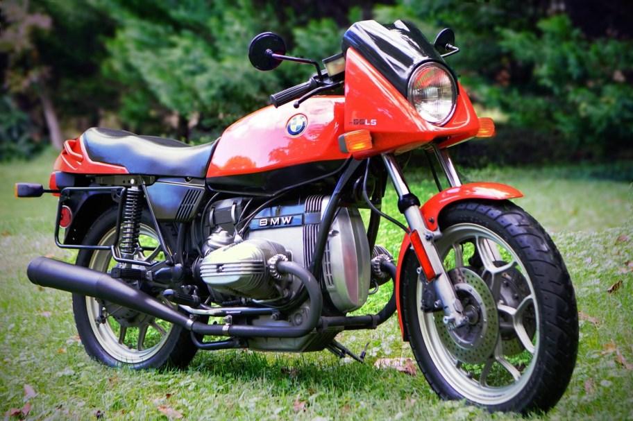 1983 BMW R65LS
