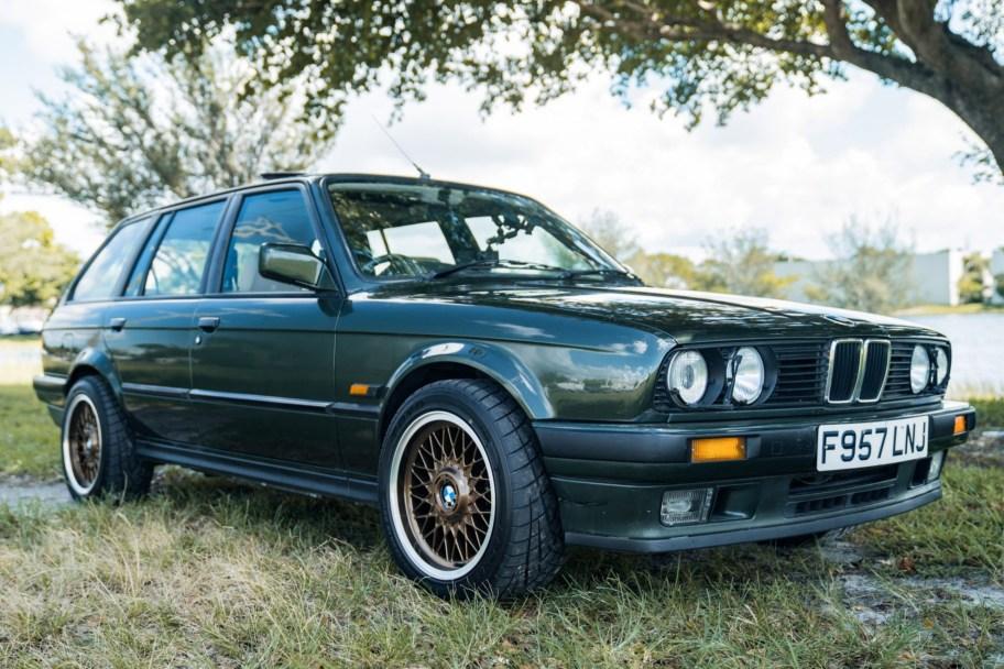 1988 BMW 325i Touring 5-Speed RHD