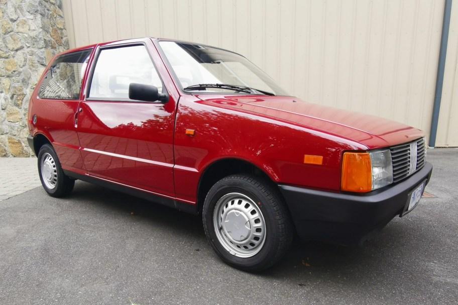No Reserve: 23k-Mile 1989 Fiat Uno 45