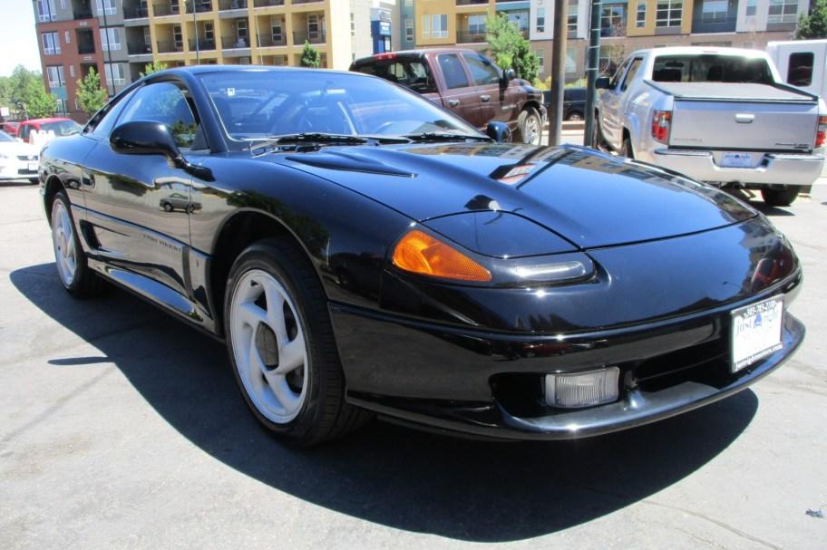 29k-Mile 1991 Dodge Stealth R/T Turbo 5-Speed