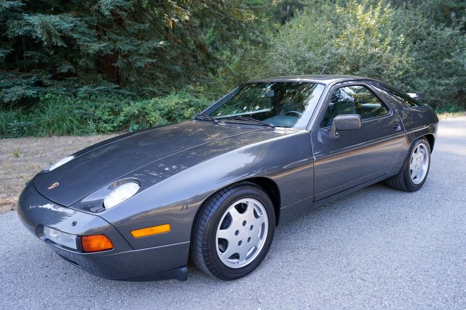 24k-Mile 1991 Porsche 928 GT