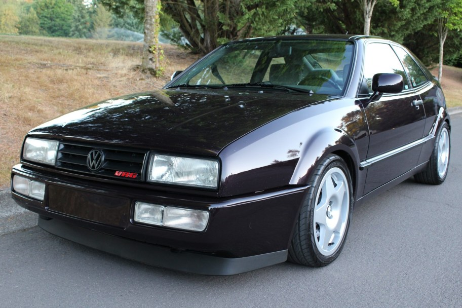 Supercharged 1992 Volkswagen Corrado SLC VR6