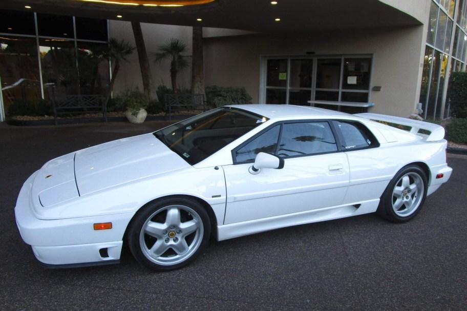 1993.5 Lotus Esprit Turbo