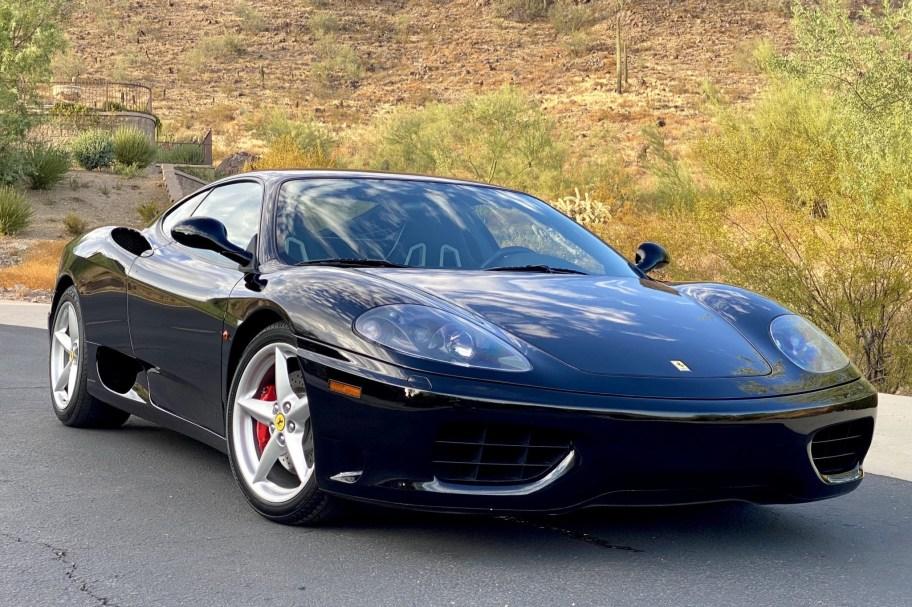Euro 2000 Ferrari 360 Modena 6-Speed