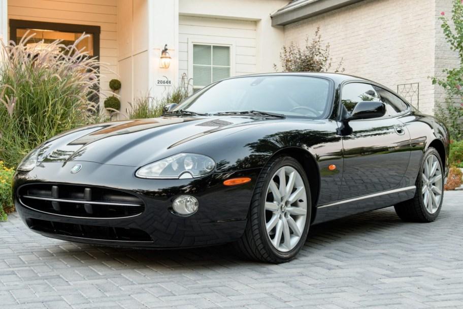 No Reserve: 36k-Mile 2005 Jaguar XK8 Coupe