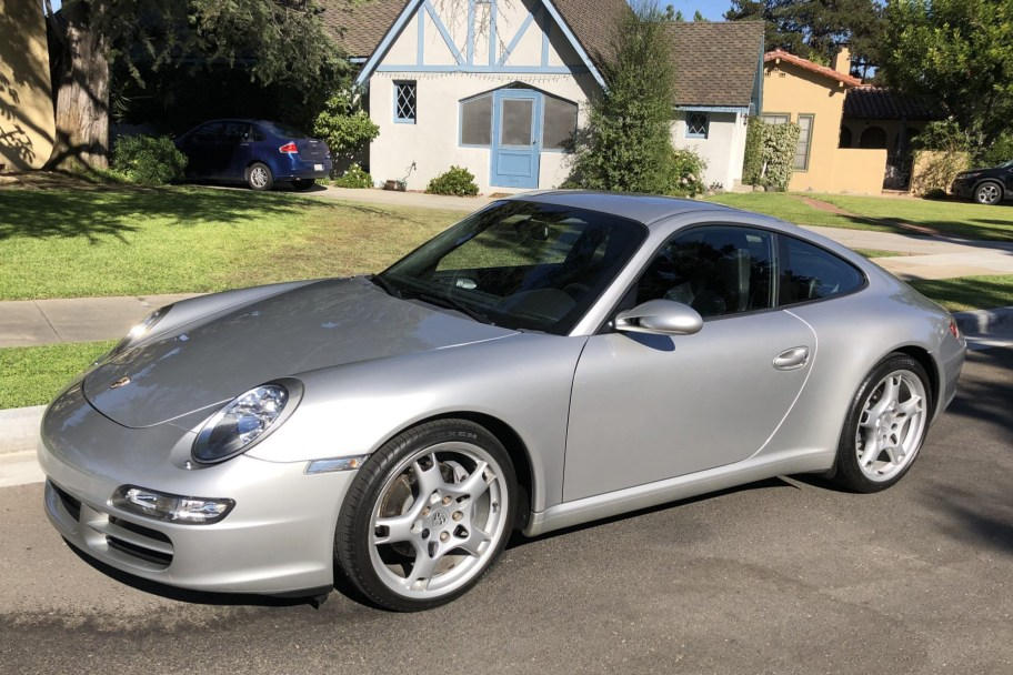 20k-Mile 2005 Porsche 911 Carrera Coupe 6-Speed