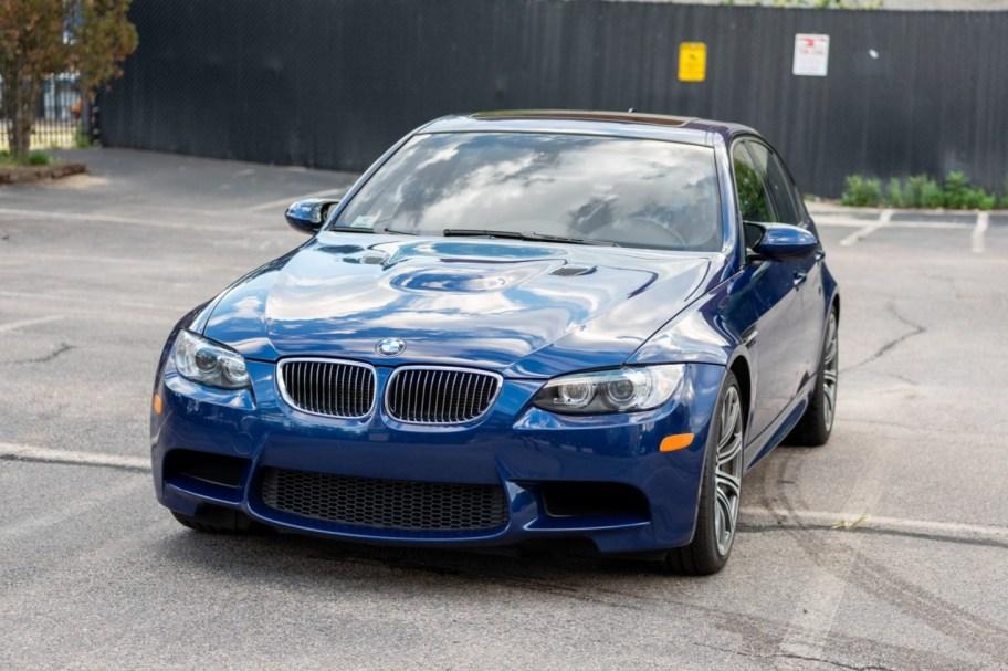 15k-Mile 2008 BMW M3 6-Speed