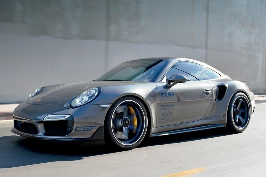 2014 Porsche 911 Turbo S Half-Mile Street Car