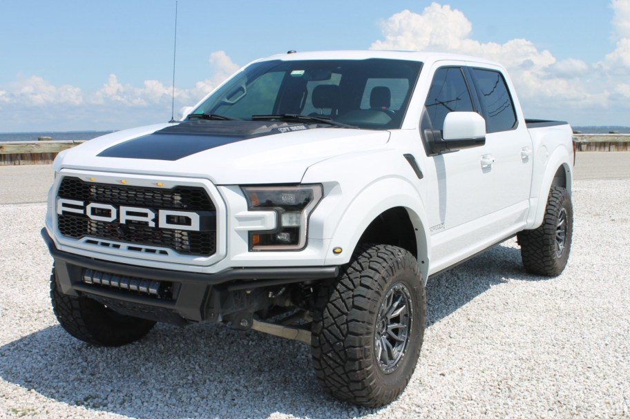 Modified 2018 Ford F-150 Raptor SuperCrew