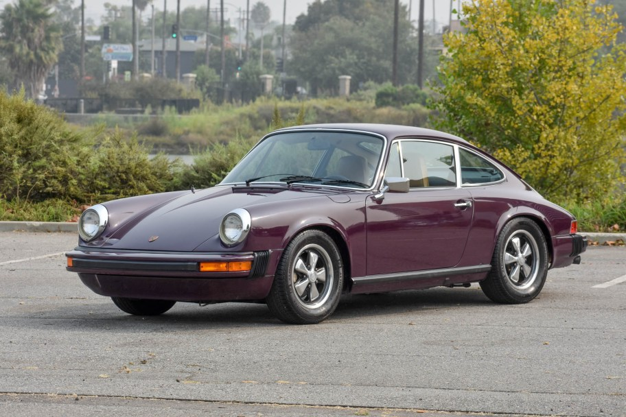 42k-Mile 1974 Porsche 911 Coupe