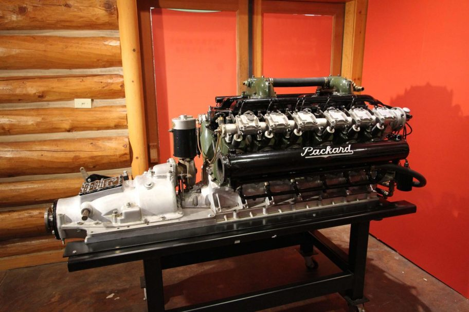1920s Packard V12 Marine Engine