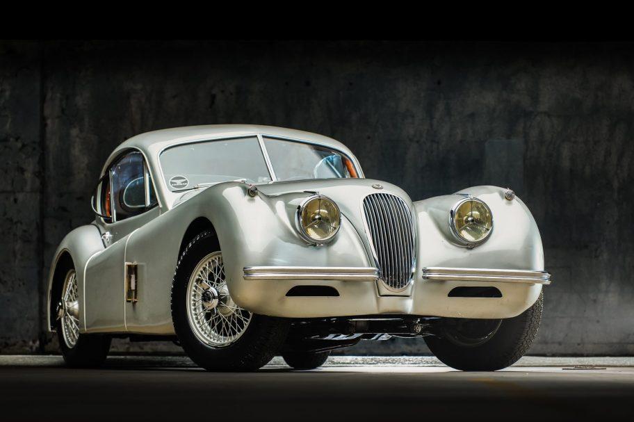 No Reserve: 1952 Jaguar XK120 Fixed Head Coupe