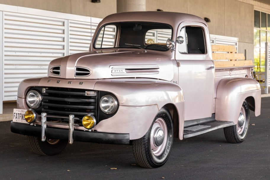 No Reserve: 1949 Ford F-1 Pickup