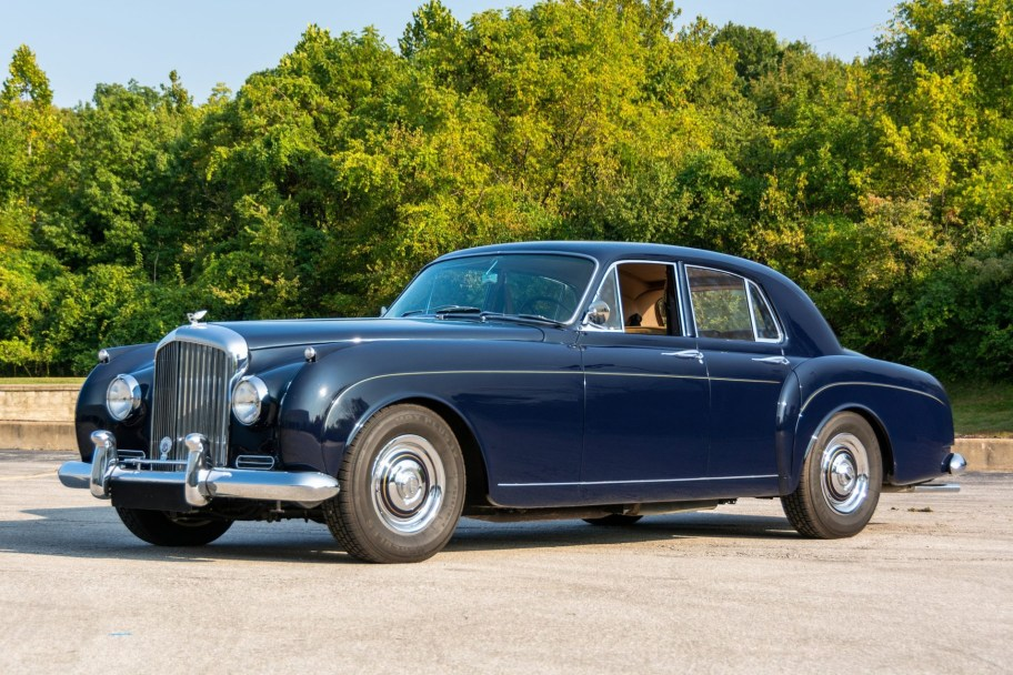 "1959 Bentley S1 Continental ""Four Light"" Flying Spur by Mulliner"