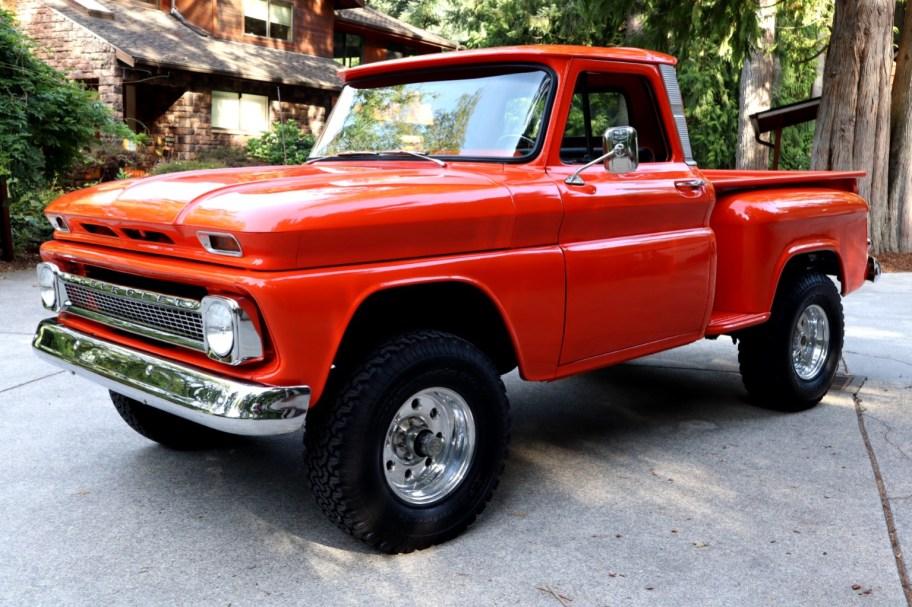 1964 Chevrolet K10 Stepside 4x4