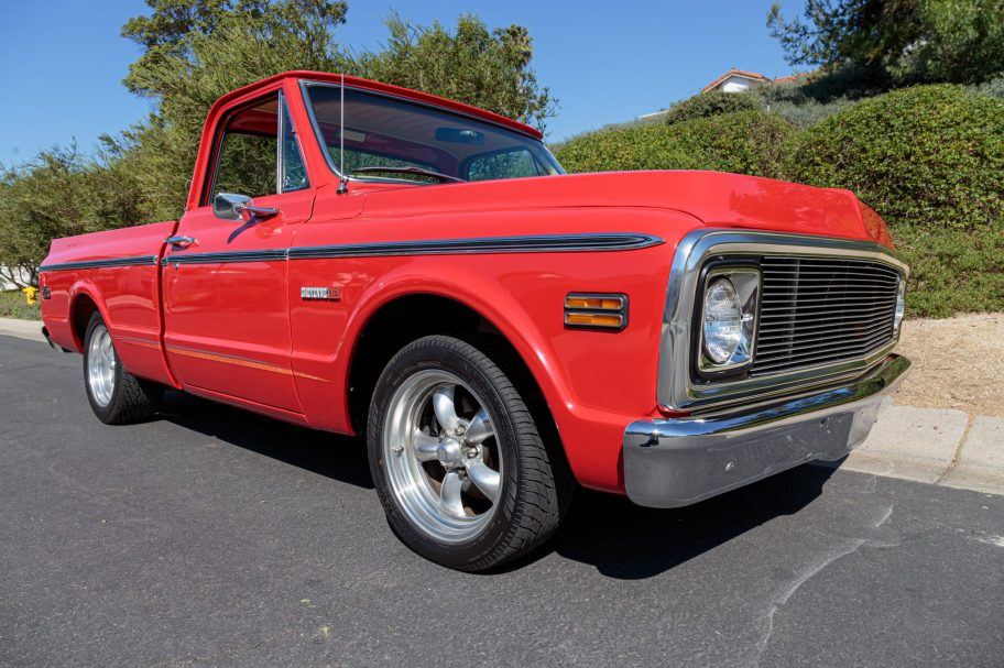 454-Powered 1969 Chevrolet C10 Pickup